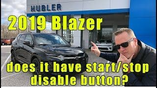 2019 Chevy Blazer complete overview. Should they have named it Blazer though?