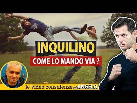 Come mandare via l'INQUILINO se il contratto è SCADUTO | Avv. Angelo Greco