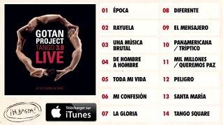 Gotan Project - Toda Mi Vida - Tango 3.0 Live