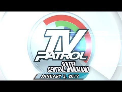 TV Patrol South Central Mindanao - January 3, 2019