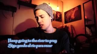 Leroy Sanchez- Ghost traducida lyrics ELLA GENDERSON COVER