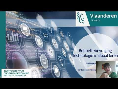 Digitale Dualoog: behoeftebevraging rond technologie in duaal leren