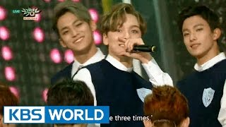 SEVENTEEN - Manse | 세븐틴 - 만세 [Music Bank HOT Stage / 2015.10.02]