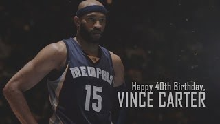 [Gidranity] Vince Carter - The Last of the Mohicans