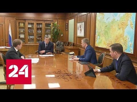 Объединение Архангельской области и НАО: дату референдума определят жители