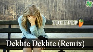 Dekhte Dekhte (Remix) | Sad Song | Atif Aslam | Shraddha Kapoor | DJ Harsh | Banarasi Babu Vol.3