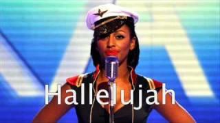 ALEXANDRA BURKE - Hallelujah With Lyrics