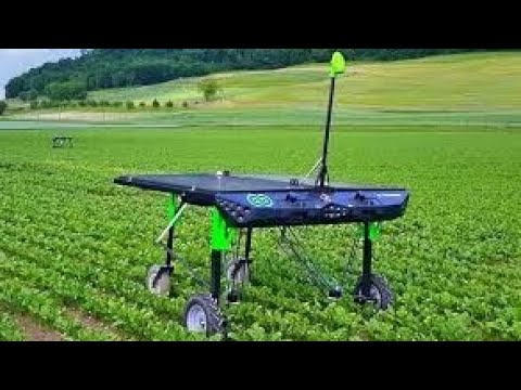 MODERN AGRICULTURE ROBOTS THAT YOU NEED TO KNOW| UNIQUE ROBOTIC FARMING TECHNOLOGY