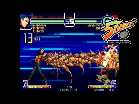 "THE KING OF FIGHTERS 2002 MAGIC PLUS II (KOF 2002 HACK) - ""CON 5 DUROS"" Episodio 765 (1cc) (CTR)"