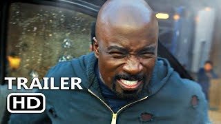 MARVEL'S LUKE CAGE Season 2 New Trailer (2018) Netflix