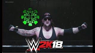 WWE 2K18 American Badass Doing Triple H Entrance