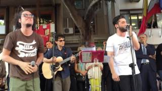"""My Soul Trigger"" Davide Shorty feat Giò Sada @PalermoChiamaItalia"