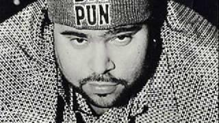 Big Pun - Leatherface (instrumental)