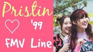 [FMV] Pristin - '99 Line ; Bae Sungyeon × Kim Yewon