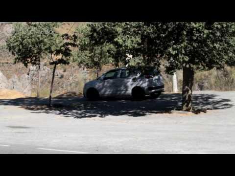 Vídeo espía del nuevo SUV Opel Crossland