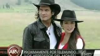 Los Herederos del Monte - Al Rojo Vivo [Telemundo HQ]