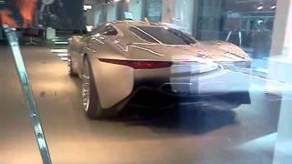 Jaguar C-X75 Concept  SMMT Project