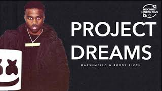 Marshmello, Roddy Ricch - Project Dreams (TRADUÇÃO/LEGENDADO)