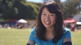 International Students in Brisbane: Ryoko from Japan (Japanese)
