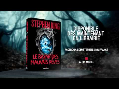 Vid�o de Stephen King