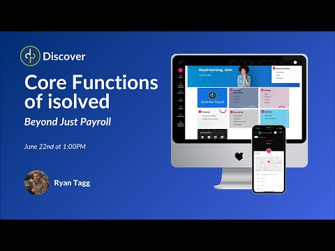 Core Functions of iSolved Beyond Just Payroll