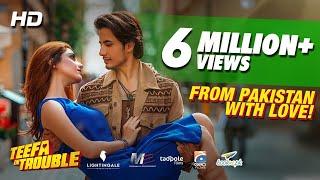 Teefa In Trouble OFFICIAL TRAILER 2018 | Ali Zafar | Maya Ali | Pakistani Movie 2018 width=
