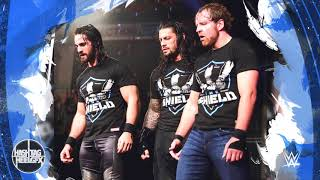 "2017: The Shield 1st WWE Theme Song - ""Special Op"" ᴴᴰ"