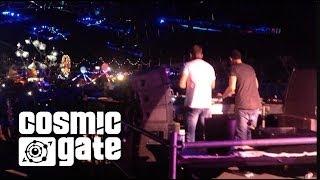 Cosmic Gate Live @ EDC Vegas 2013