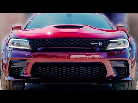 2020 Dodge Charger Scat Pack Widebody ? Stunning Muscle Car