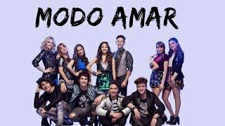 Elenco de Soy Luna - Modo Amar (Letra/Lyrics) - Soy Luna 3