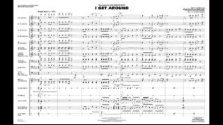 I Get Around arranged by Michael Brown & Nick Angelis