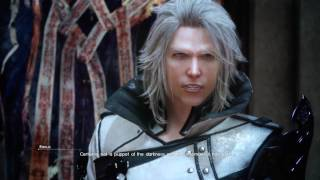 FINAL FANTASY XV - Death of Ravus New Cutscene | Update 1.07