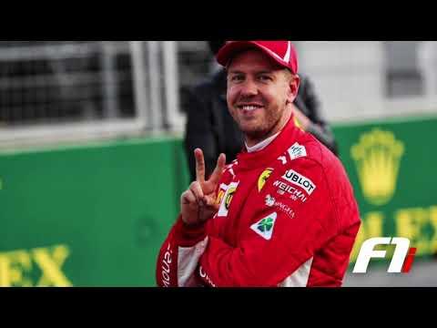 """F1 - Seb qui rit, Lewis qui pleure """" - F1i TV"""