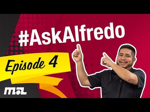 #AskAlfredo   Episode 4: Turn Bar Setup