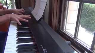 BOC - Joan Crawford (Piano/Guitar Intro - Cover)