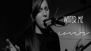 fka twigs - water me | olya fro cover