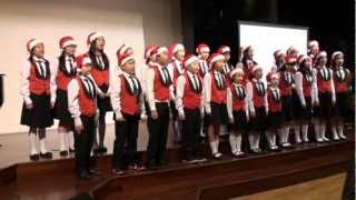 RCCYC - I Will Follow Him - Christmas Concert 2012