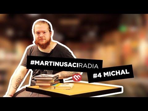 Knižné tipy od Michala - #MartinusaciRadia