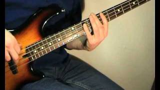 The Rolling Stones - Out Of Time - Bass Cover