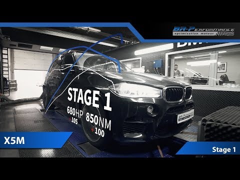 BMW F85 X5M Stage 1 By BR-Performance