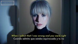 Paramore - Told You So (Subtitulada en Español + Lyrics) [Official Video]