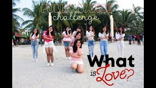 """[KPOP IN PUBLIC CHALLENGE] TWICE (트와이스) - """"What Is Love?"""" Dance Cover by Zygma Crew from Indonesia"""
