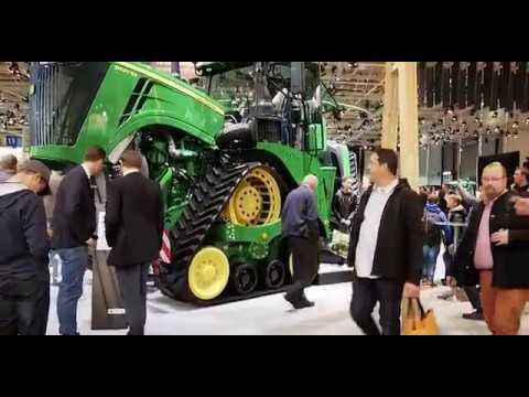 John Deere Agritechnica Impressions 2017