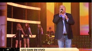 "Leo Dan canta en vivo ""Cómo te extraño"" - Susana Giménez 2008"