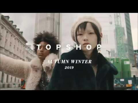 topshop.com & Topshop Discount Code video: TOPSHOP | AUTUMN WINTER 2019