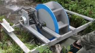 Water Power Generator Part 2