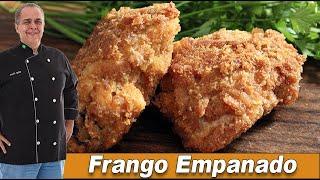 O Melhor Frango Empanado do Chef Taico