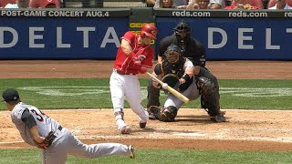 7/23/17: Gennett powers Reds to win with two RBIs