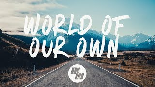 LZRD & Kuur - World Of Our Own (Lyrics) feat. Cameron Forbes
