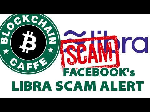 LIBRA : Scam Alert  |  Blockchain Caffe